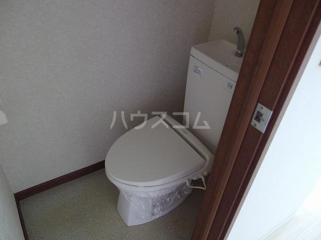 コートカメリア 206号室のトイレ