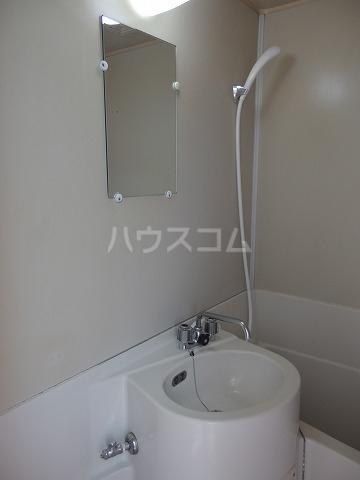 コートカメリア 206号室の洗面所