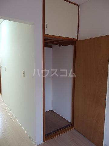 コートカメリア 206号室の収納