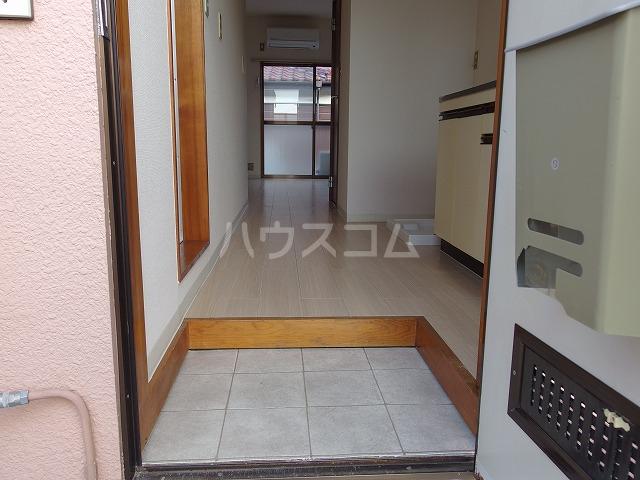 コートカメリア 206号室の玄関