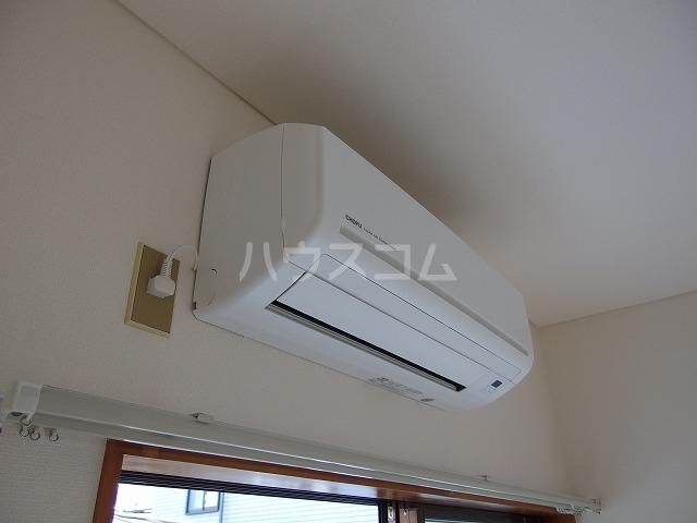 コートカメリア 206号室の設備
