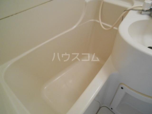 向ノ岡ハイツ1号棟 212号室の風呂