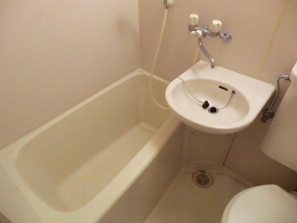 檜の森ハイツ 106号室の風呂