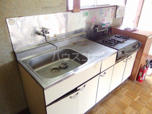 コーポ佐野 202号室のキッチン