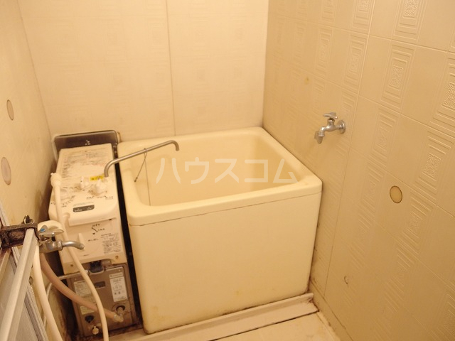 コーポ佐野 202号室の風呂