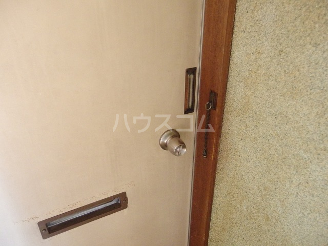 コーポ佐野 202号室のセキュリティ