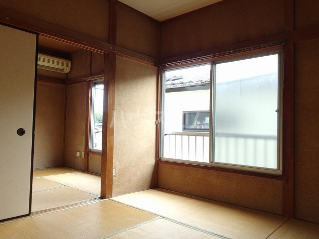 コーポ佐野 202号室の居室