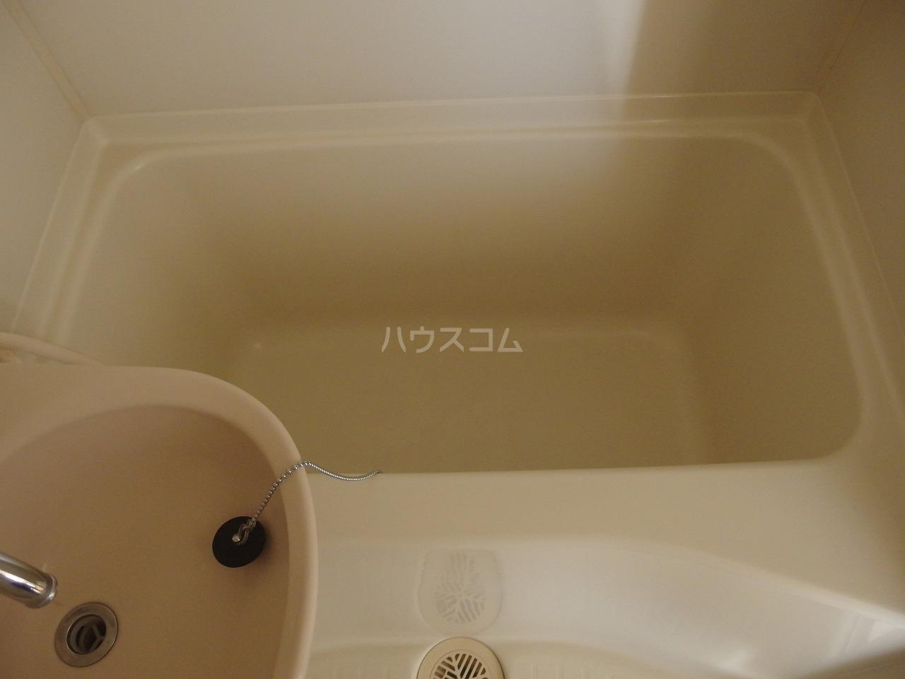 セントラルマンション 401号室の風呂