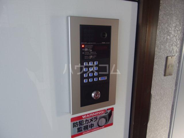 ラトゥールアンフィニ 601号室のセキュリティ