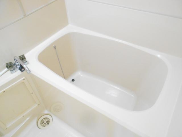 加野ハイツ 201号室の風呂