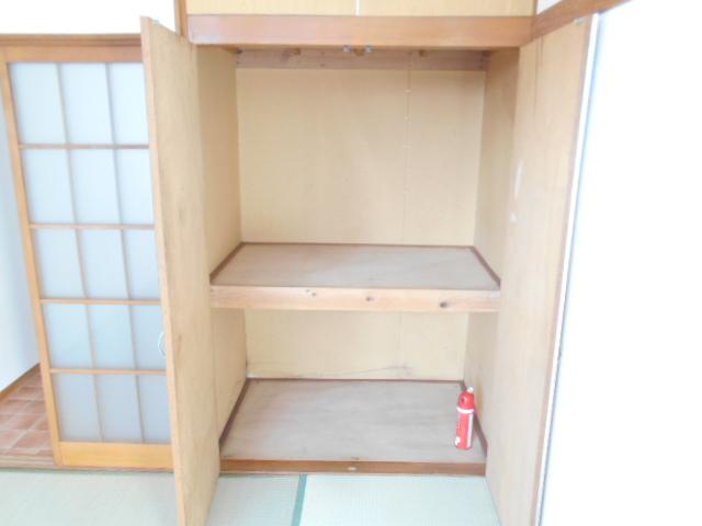 加野ハイツ 201号室の収納