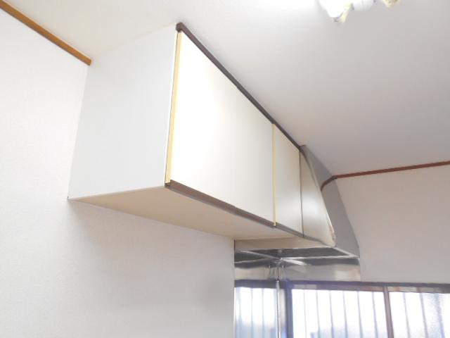 加野ハイツ 201号室のキッチン