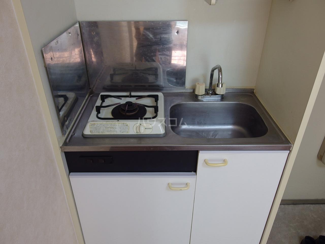 ヴランドール桜ヶ丘 304号室のキッチン