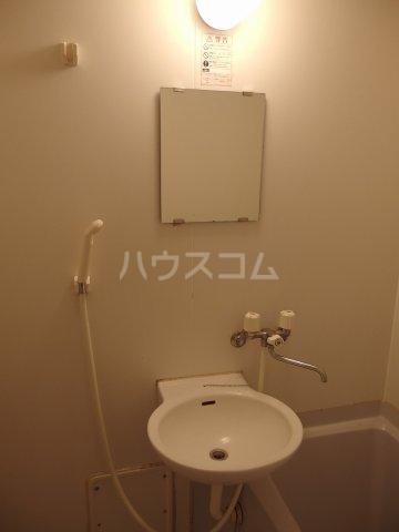 ヴランドール桜ヶ丘 304号室の洗面所