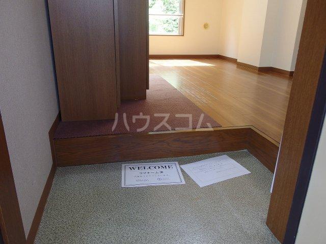 ヴランドール桜ヶ丘 306号室の玄関