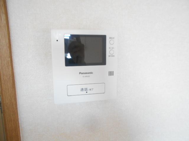 ソミュール百草Ⅰ 102号室のセキュリティ