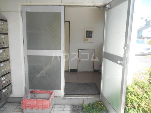 ストークマンション小礒2 202号室のロビー