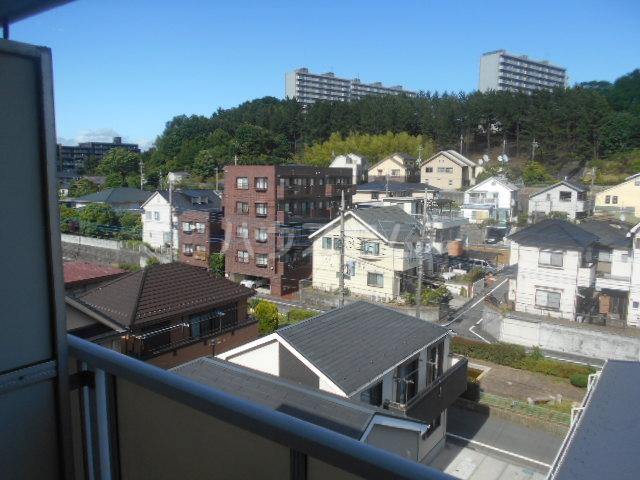ストークマンション小礒2 401号室の景色