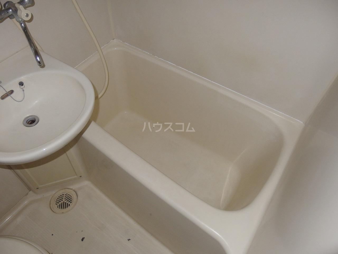 ライオンズシティ聖蹟桜ヶ丘 111号室の風呂