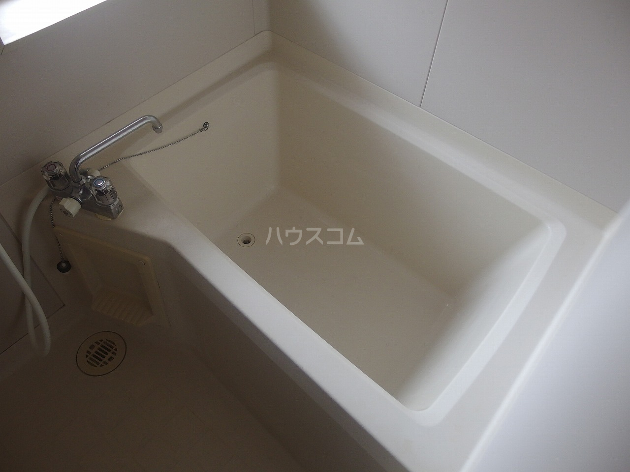 フォレストピアA 106号室の風呂