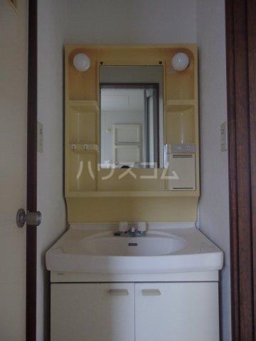 フォレストピアA 106号室の洗面所