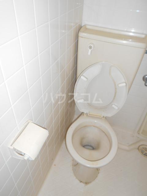 エントピア・タナカ 101号室のトイレ