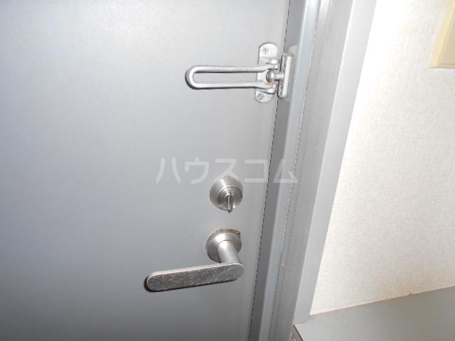 エントピア・タナカ 101号室のセキュリティ