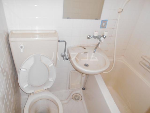 エントピア・タナカ 101号室の風呂