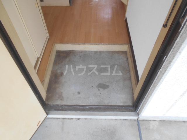 リバーサイド大塚 101号室の玄関