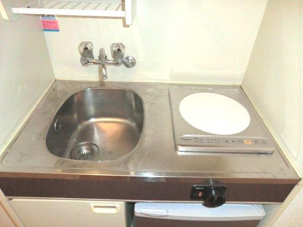 ハウスオブパレ 305号室のキッチン