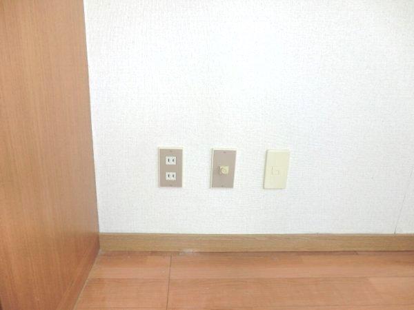 ハウスオブパレ 305号室のその他