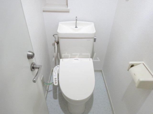 トゥイナーハウス 302号室のトイレ