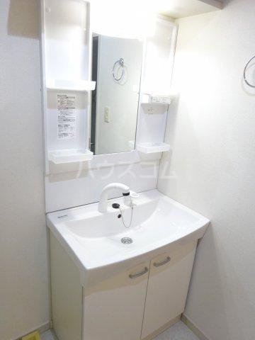 トゥイナーハウス 302号室の洗面所
