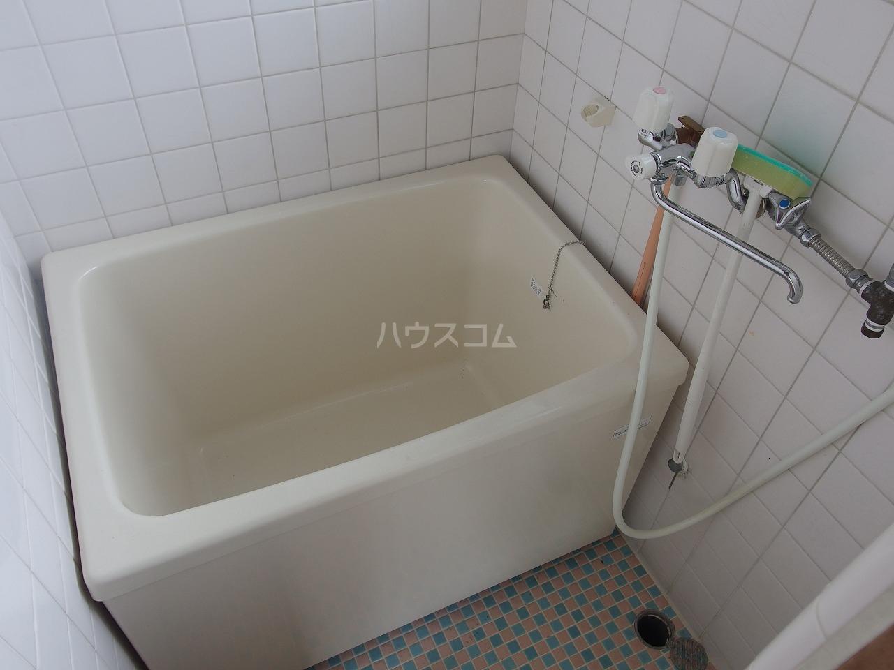 林アパート 101号室の風呂