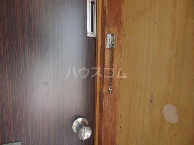林アパート 101号室のセキュリティ