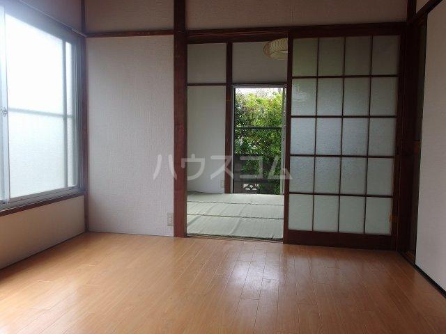 林アパート 101号室の居室