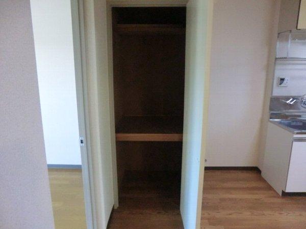 キャッスル第3 302号室のキッチン