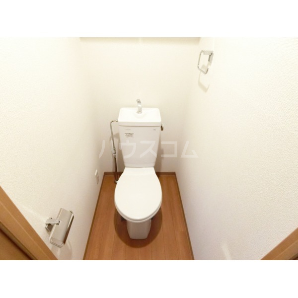 ROXY TAKAHATA 2411 105号室のトイレ