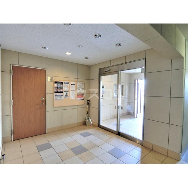ROXY TAKAHATA 2411 105号室のロビー
