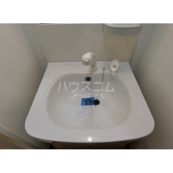 ROXY TAKAHATA 2411 105号室の洗面所