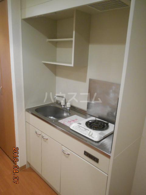 ROXY TAKAHATA 2411 210号室のキッチン