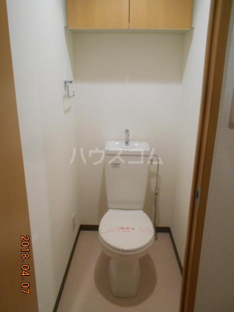 ROXY TAKAHATA 2411 210号室のトイレ