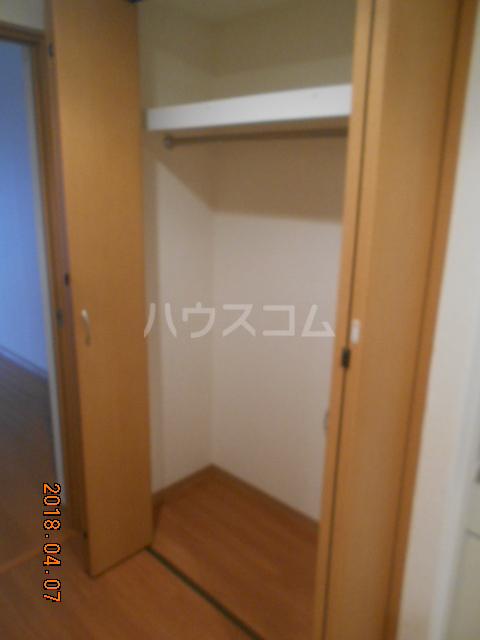 ROXY TAKAHATA 2411 210号室の収納
