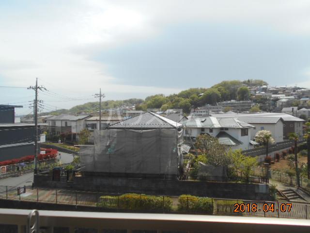 ROXY TAKAHATA 2411 210号室の景色