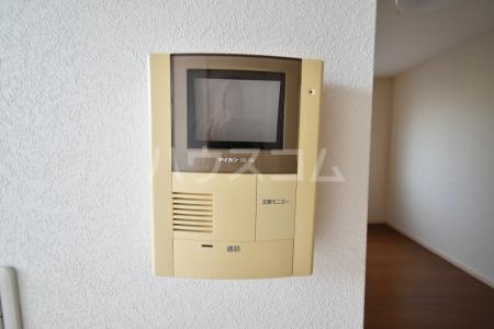 第1竹見荘 103号室のセキュリティ