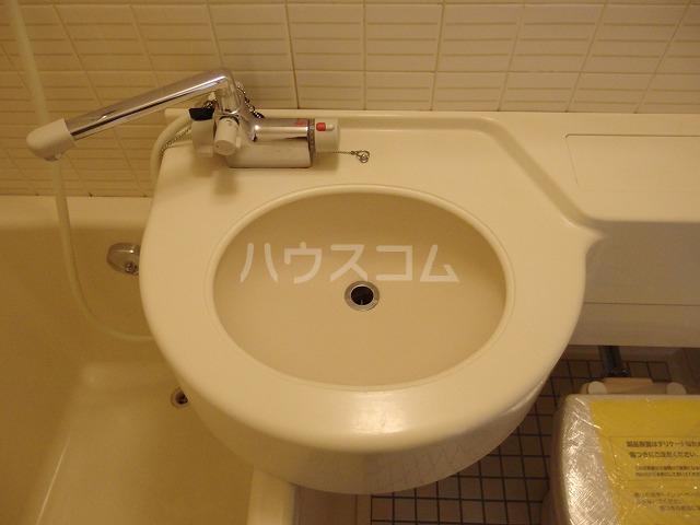 ガーデンヒルズ聖蹟桜ヶ丘 304号室の洗面所
