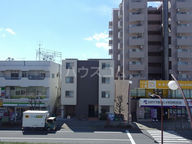 ガーデンヒルズ聖蹟桜ヶ丘 707号室の景色