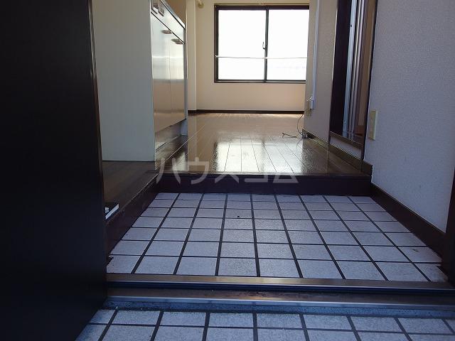 エルム高幡B棟 222号室の玄関