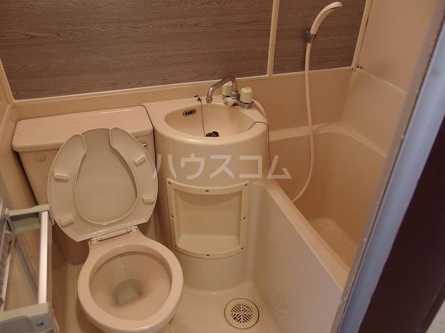 エルム高幡B棟 222号室の風呂