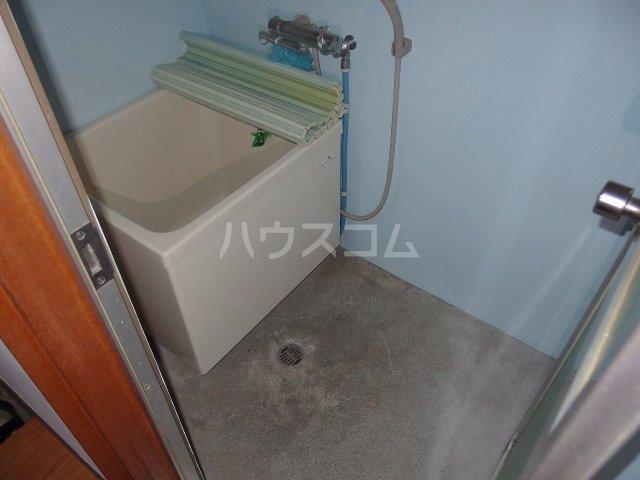 第二杉本荘 101号室の風呂